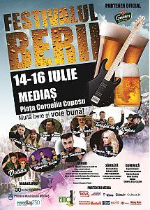 Festivalul Berii la Mediaș