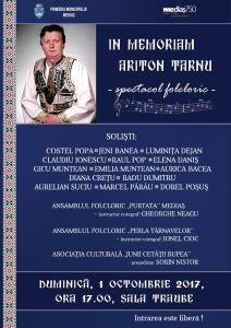 Spectacol Ariton Tarnu