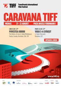 Caravana TIFF revine la Mediaș