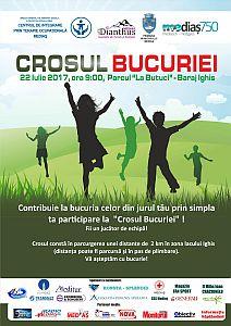 """""""CROSUL BUCURIEI"""" la Mediaș"""