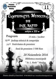 Campionat municipal de șah