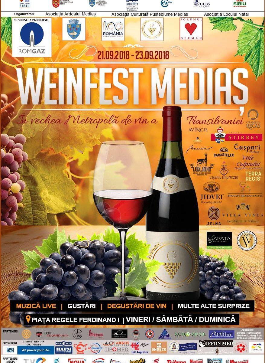 Weinfest Mediaș - 2018